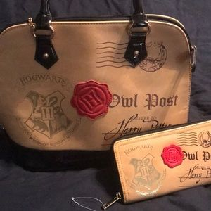 Harry Potter purse and wallet